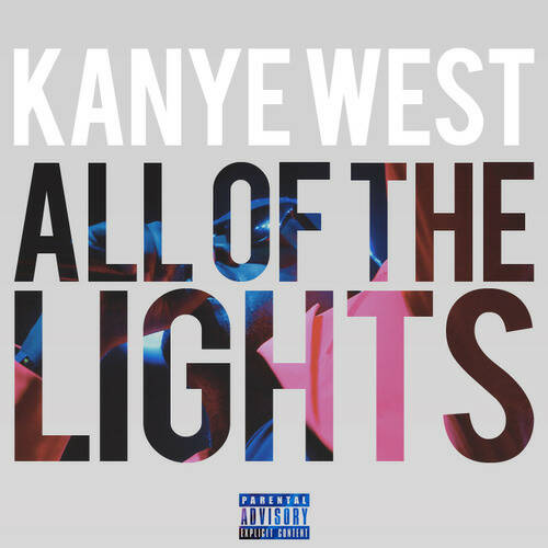 「all of the lights」の画像検索結果
