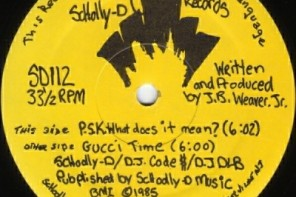 "Hip-Hop Gem: Ice-T's ""6 in the Mornin'"" Was Inspired By Schoolly D's ""P.S.K. What Does It Mean?"""