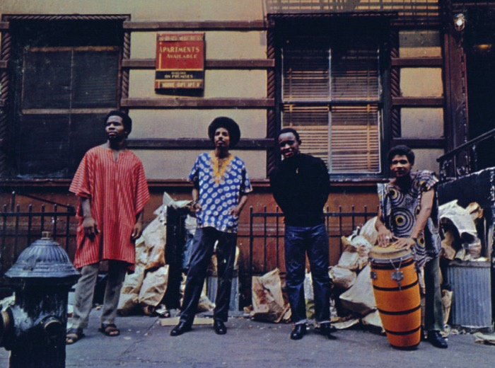 The Last Poets Performing At The Jazz Cafe – Sunday 19th July