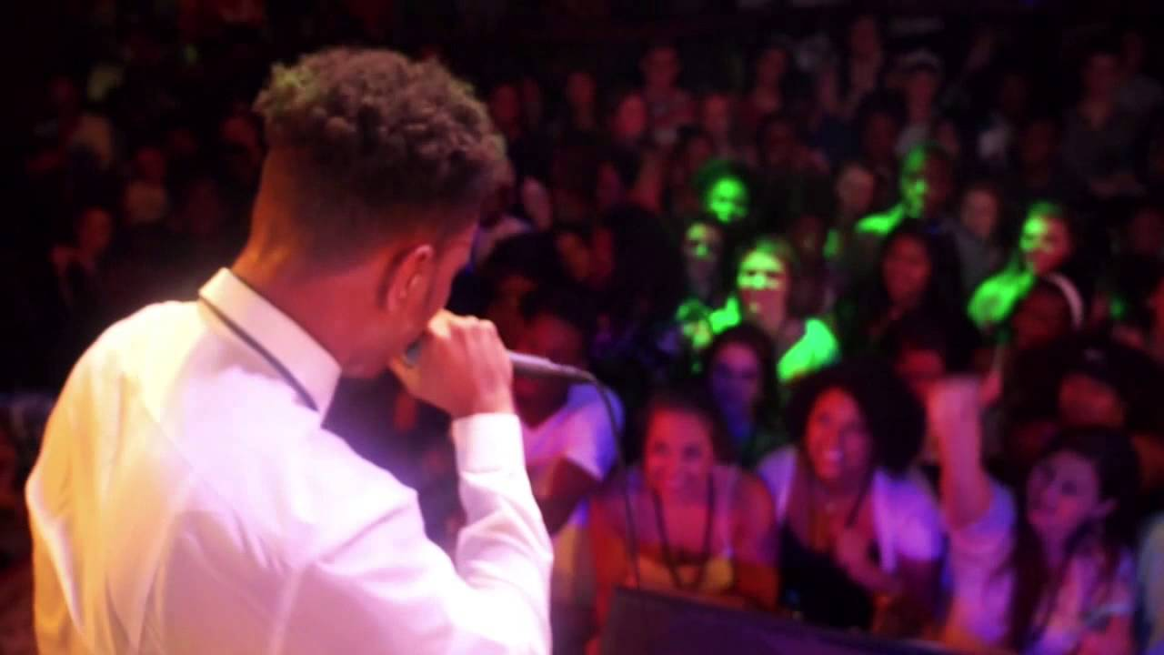 Video: Nige Hood Live At Kyle's King Wave Tour In Charlotte, NC