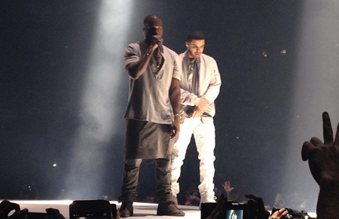 Was Drake Firing Shots At Kanye On What A Time To Be Alive?