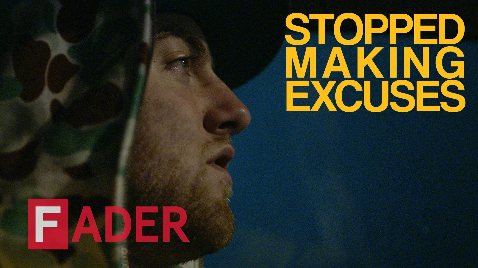 Fader Documentary: Mac Miller – Stopped Making Excuses