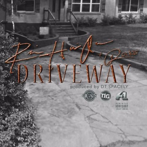 Music: Rich Homie Quan f. Rocko – Driveway (Prod. DT Spacely)