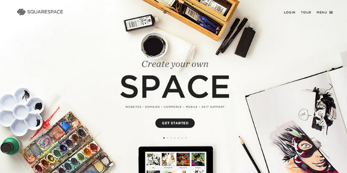 How to Build a Website With SquareSpace for Independent Artists