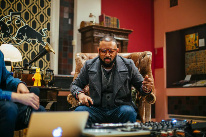 Madlib Lecture On Red Bull Music Academy New York