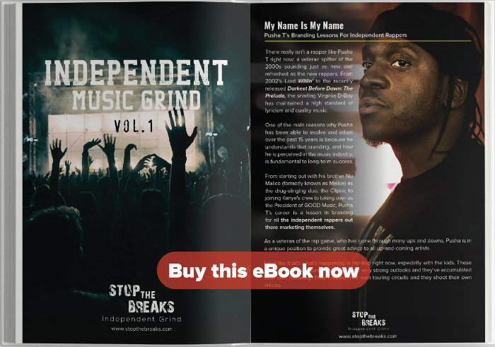 eBook: Independent Music Grind Vol. 1