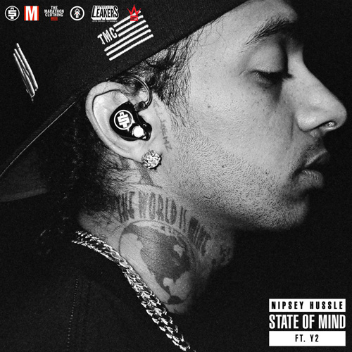 Music: Nipsey Hussle f. Y2 – State Of Mind (Prod. Mike & Keys)