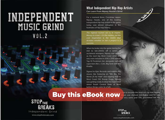 eBook: Independent Music Grind Vol. 2