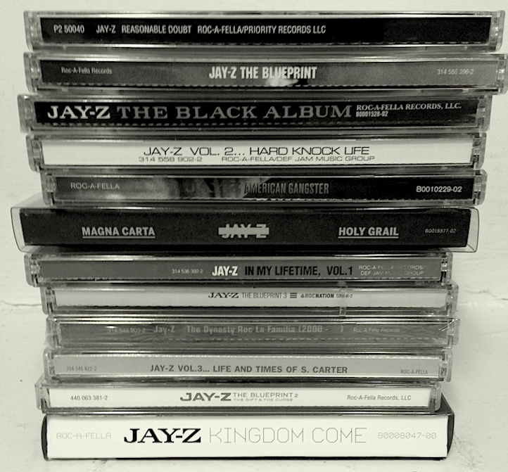 jay-z-albums-ranked