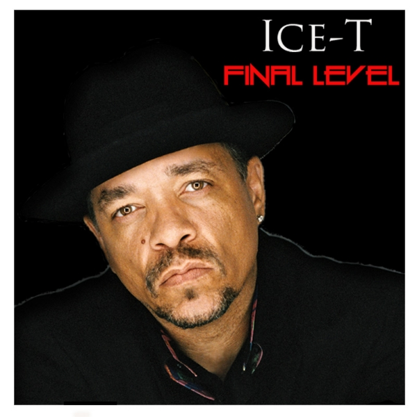 Ice-T Final Level Podcast Logo