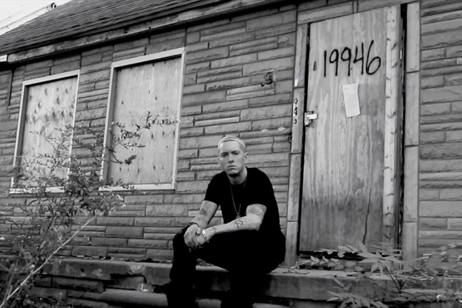 Rock Bottom Ranking Eminem First Week Album Sales Stop The Breaks