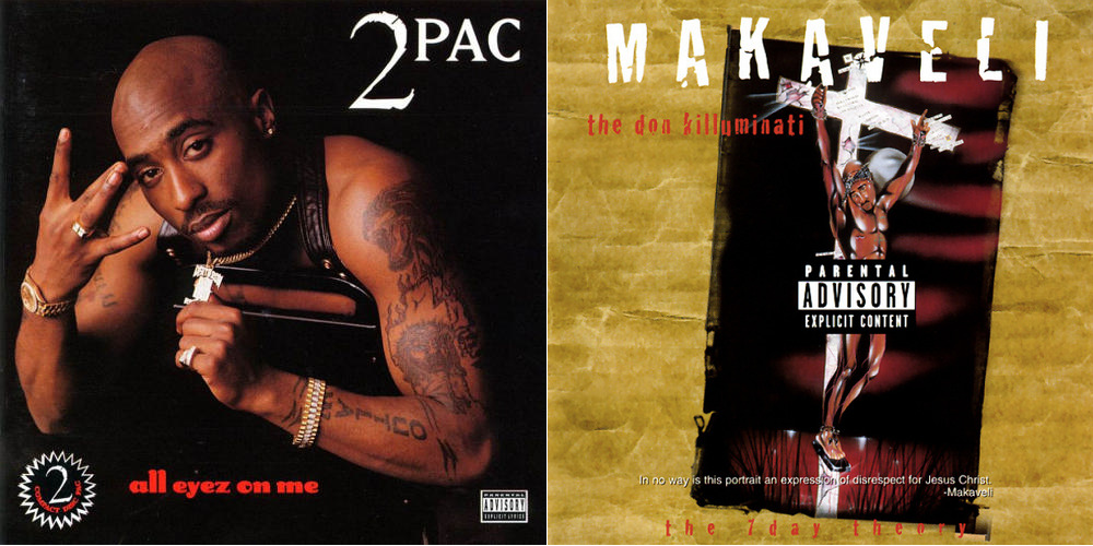 2pac-first-rapper-2-albums-debut-no-1