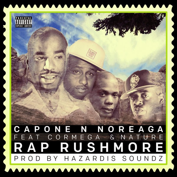 Rap Rushmore (feat. Cormega & Nature) - Single