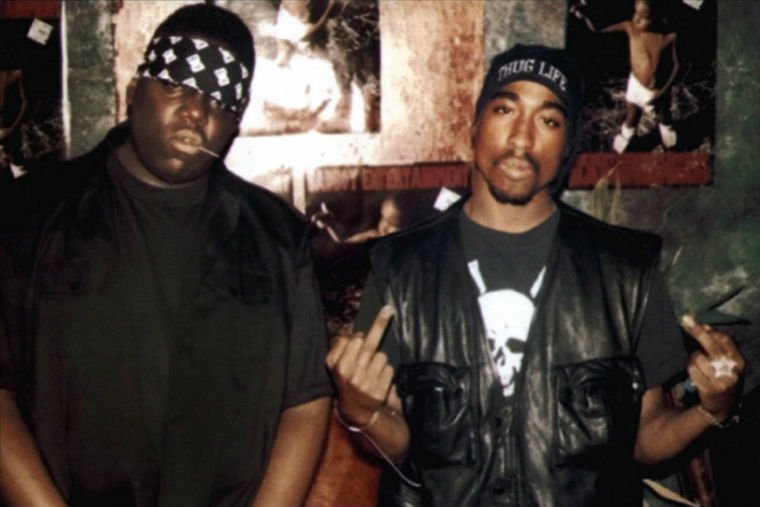 What S Beef Was Biggie Dissing 2pac On Long Kiss