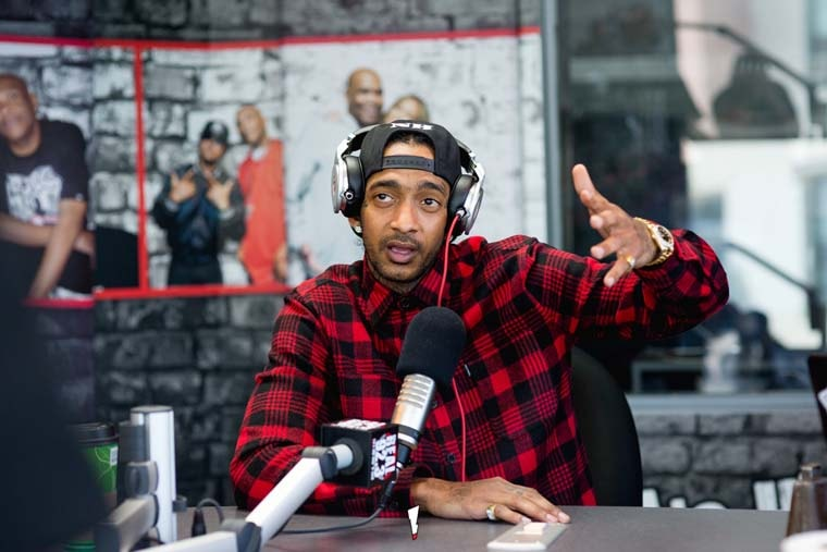 What Independent Hip-Hop Artists Can Learn From Nipsey Hussle's