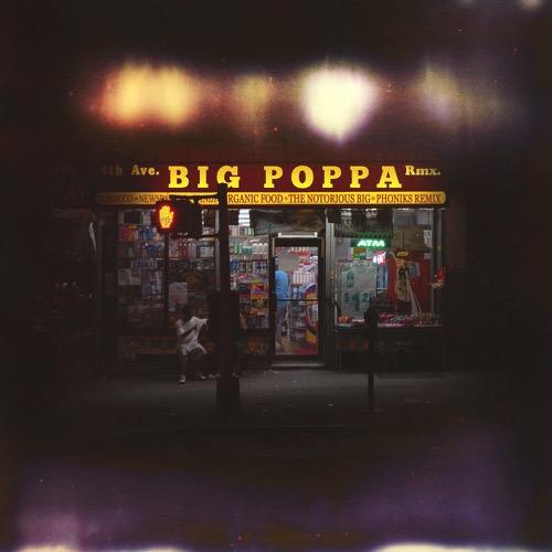 Music: Phoniks – Big Poppa (Phoniks Remix) b / w Hip Hop