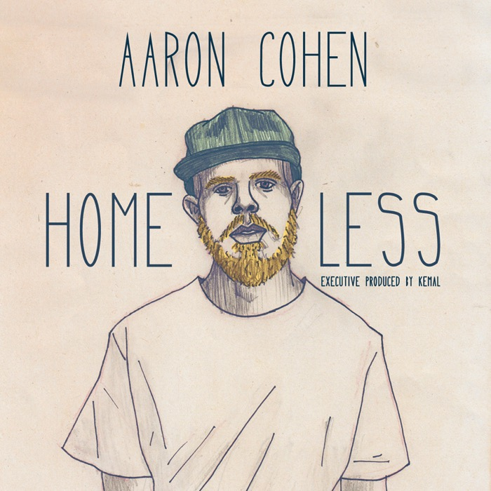 _Aaron Cohen HOME LESS Cover 900x900