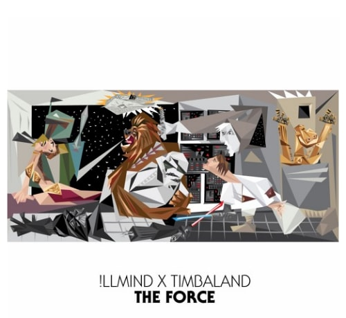 illmind-Timbaland–The-Force-TURN-UP-min