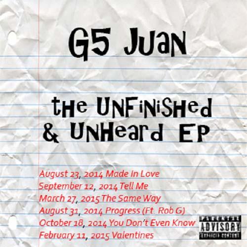 G5 Juan Cover