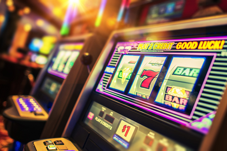 Slot Machine Symbols: Standard, Scatter and Wild Slot Symbols – Stop The  Breaks | Independent Music Grind